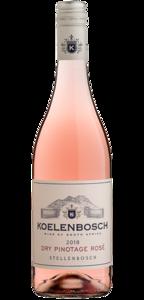 Koelenbosch dry Pinotage Rosé